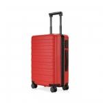 """Чемодан, Xiaomi, 90 Points Seven Bar Suitcase 24"""" 105201 / (6970055346726), Красный"""