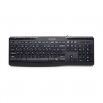Клавиатура Delux DLK-06UB, Black, USB