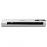Мобильный сканер Epson WorkForce DS-80W, А4, CIS, 4сек/А4, USB, WIFI, питание от USB/аккумулятора, B11B253402