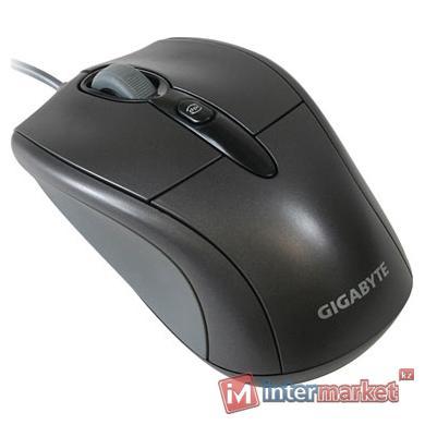 Мышь Gigabyte M7000, Gray, USB